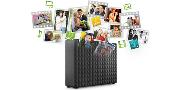 HDD Seagate Archive 5TB