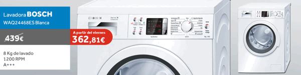 lavadora bosch barata sin iva