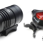 Pack luces LED para bicicleta ThorFire