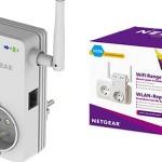 Repetidor WiFi Netgear WN3100RP-100FRS