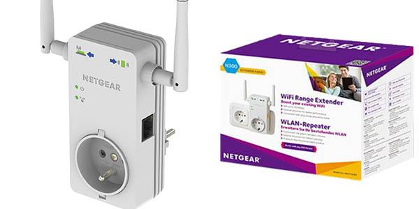 Repetidor WiFi Netgear WN3100RP-100PES