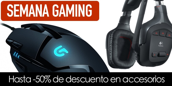 Semana gaming Amazon febrero 2016