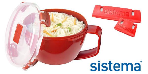 Bol para cocinar tallarines en el microondas sistema microwave - Cocinar al microondas ...