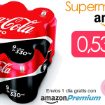 Coca-Cola Zero barata Supermercado Amazon