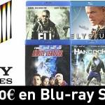 Promoción 4x30€ Blu-ray Sony