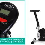 bicicleta estática barata