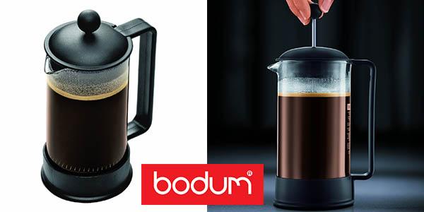 Cafetera Bodum Brazil de émbolo barata