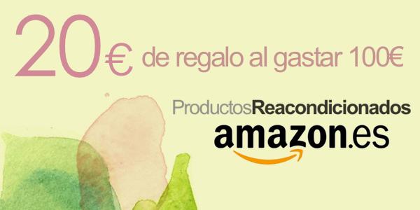 Descuento Amazon Productos Reacondicionados