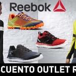 25% de descuento en Outlet Running Reebok