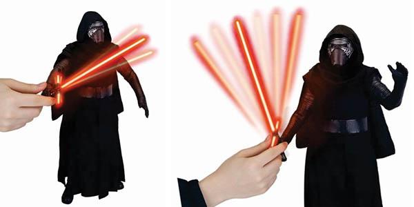 Muñeco articulado interactivo Kylo Ren Star Wars