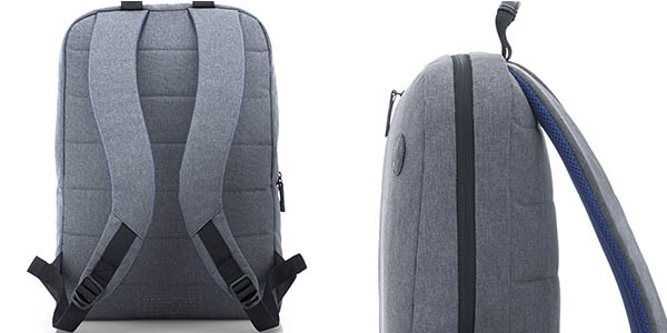 Detalles mochila HP Value Backpack 15,6