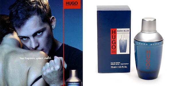 hugo dark blue barata