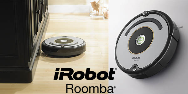 roomba 615 con 120 de descuento. Black Bedroom Furniture Sets. Home Design Ideas