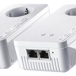 Kit PLC Devolo dLAN 1200+ WiFi AC Gigabit