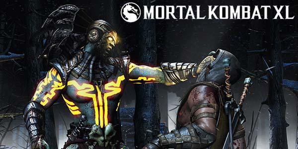Mortal Kombat XL para XOne y PS4