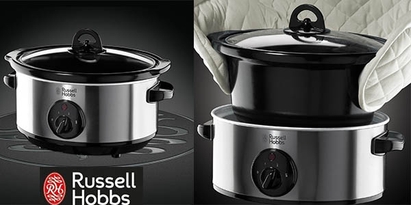 oferta russell hobbs cook home olla coccion lenta