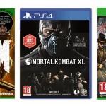 Ofertas juegos PS4 XBOX ONE marzo 2016