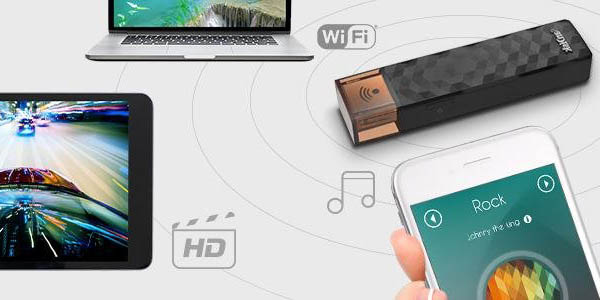 Pendrive + WiFi Sandisk de 64GB