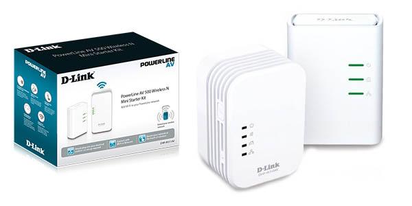 Chollo plc d link powerline av 500 wifi a precio de locura for Plc wifi precios