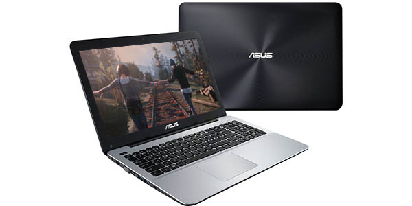 Ordenador portátil Asus X555LJ-XX020T