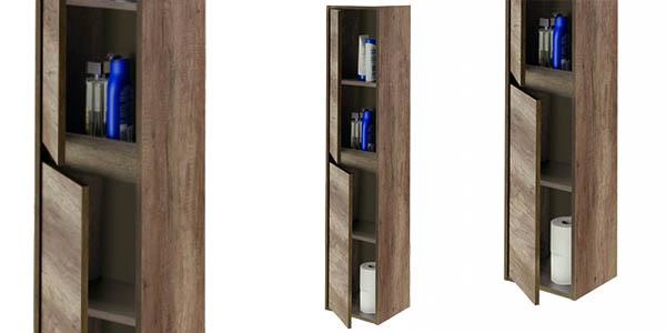 Funcional y barat sima columna para el ba o arkitmobel for Mueble bano brico depot