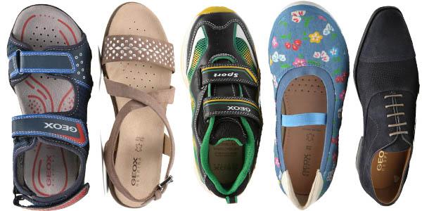 zapatos comodos geox mujer hombre niños