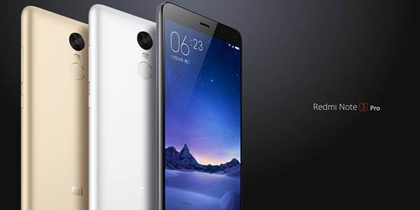 XIAOMI Redmi Note 3 Pro 16GB 4G