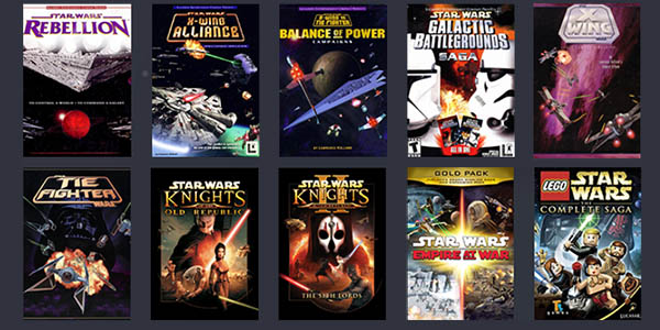 Star Wars Hunble Bundle II