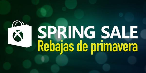 Xbox Rebajas Primavera 2016