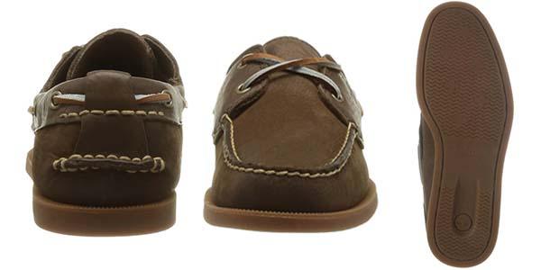 Zapatos de piel Timberland