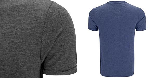Detalle camisetas Brave Soul