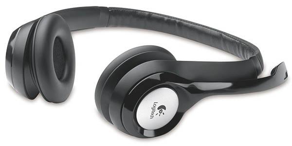 Auriculares Logitech H390