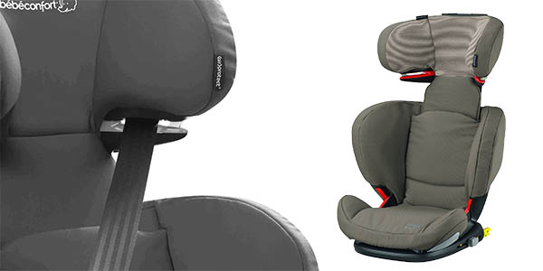 bebe confort rodifix air silla para coche de 3 a 12 años