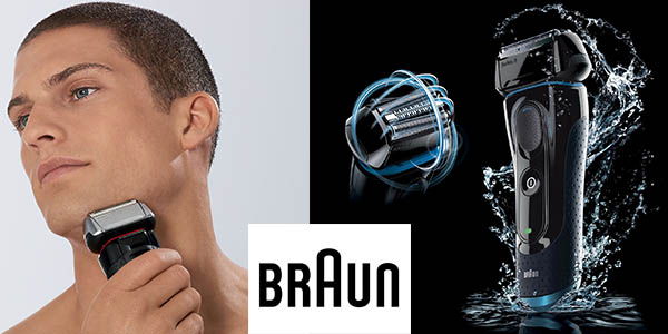 braun series 5 5040s wet and dry maquina de afeitar oferta
