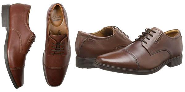 Zapatos Clarks De Vestir Hombre