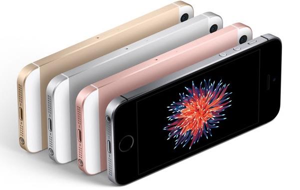 iPhone SE colores disponibles