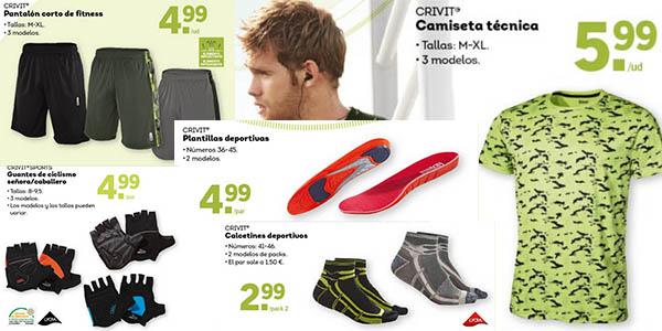 mejor calidad 2020 comprar online Chollos en ropa y complementos Sport y Fitness en Lidl ...