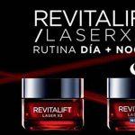 loreal revitalift laser x3 crema dia y noche serum antiarrugas barata