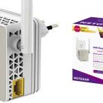 Repetidor Extensor WiFi Netgear EX6120-100PES