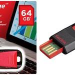 Pendrive Sandisk Cruzer Edge 64 GB