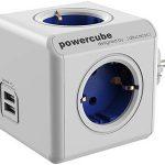 Regleta Allocacoc PowerCube Original USB