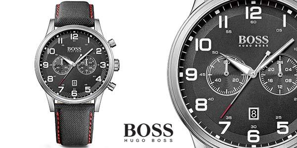 63ed3b4e719d Reloj Hugo Boss Aeroliner con más de 100€ de descuento