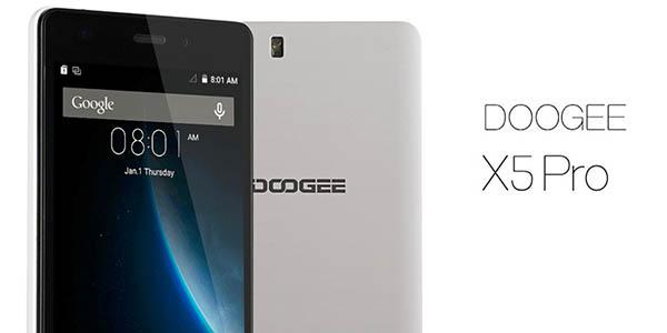 Smartphone libre Doogee X5 Pro 4G