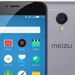 Smartphone Meizu M3 Note
