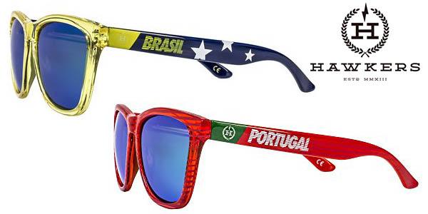 ac12e0994a Gafas de Sol Hawkers con los colores de países por sólo 10€