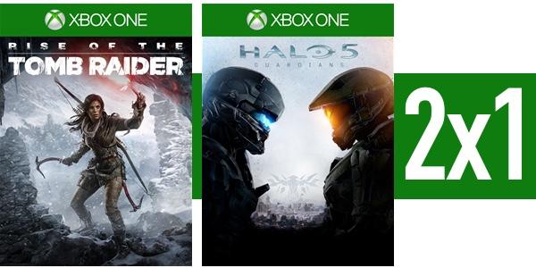 Promocion 2x1 En Juegos De Xbox One Por Tiempo Limitado