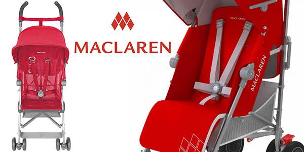 para Maclaren niñ sillita de Volo de paseo Chollo Cardinal s mNvn08wO