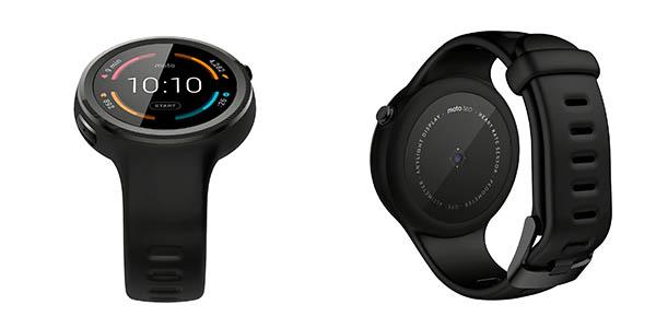 Reloj Motorola Moto 360 V2 Sport