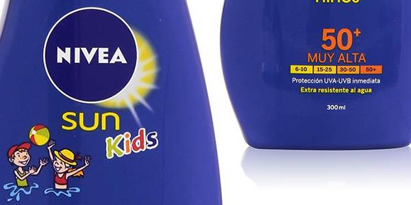 nivea sun kids spray crema protectora 300 ml infantil a precio espectacular