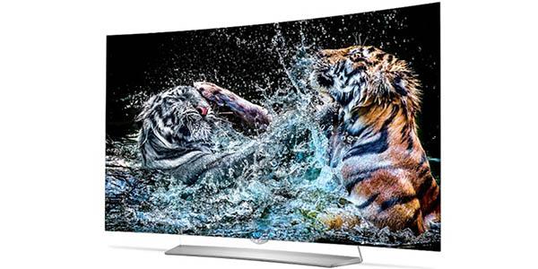 Televisor curvo OLED LG 55EG920V 55'' UHD